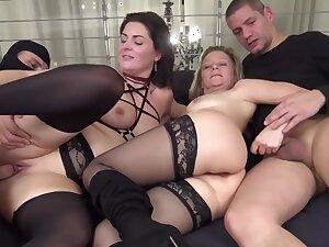 Grosse Orgie Francaise