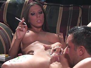 Smoking Sex - Rachel Starr