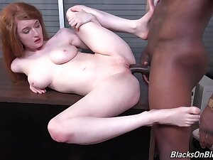 Bereave Piper and Rico Strong are shafting a slutty, vapid bitch with obese tits and enjoying it