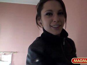 MAGMA Cag French Anal Nikita Bellucci