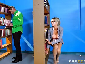 Gaping void porn be worthwhile for the cougar close to at the library